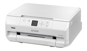 ランキング2位:エプソン カラリオ EP-708A