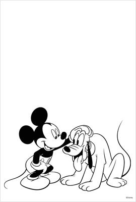 ディズニー2019年写真年賀状テンプレートを無料ダウンロード 年賀状リンク