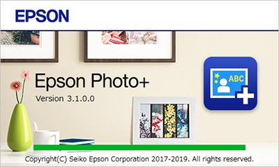 PC用新アプリ「Epson Photo+